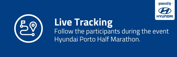 Live Tracking Meia Maratona do Porto